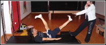 Sincro y pilates