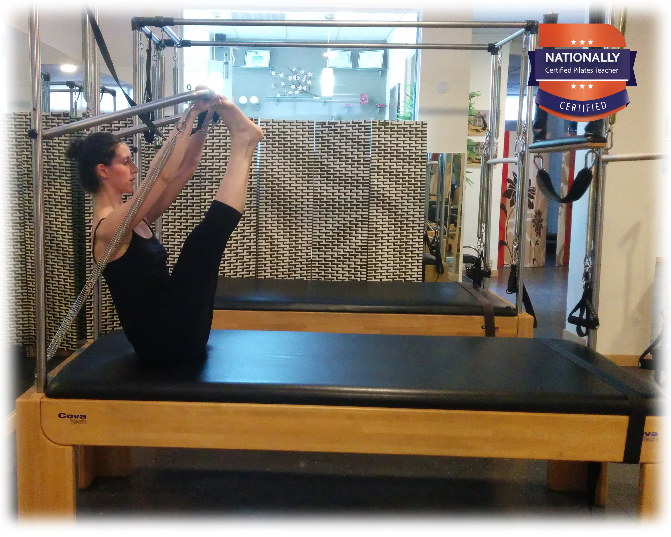 Por qué Pilates Wellness Bodystar